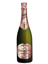 CHAMPAGNE PERRRIER JOUET BLASON ROSE' 75 cl.