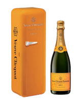 CHAMPAGNE VEUVE CLICQUOT FRIDGE 75 cl.
