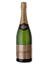 CHAMPAGNE HENRIOT ROSE' 75 cl.