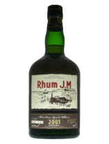 RUM J.M. 2001 70 cl.