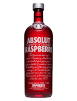 VODKA ABSOLUT RASBERRY 1 lt.