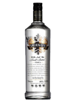 VODKA SMIRNOF BLACK 70 cl.