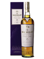 WHISKY MACALLAN 18 ANNI 70 cl.