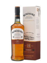 WHISKY BOWMORE 15 ANNI DARKEST 70 cl.