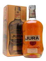 WHISKY ISLE OF JURA 15 ANNI 70 cl.